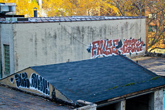 False Atak (36th Chamber) Tags: nyc graffiti atak false deth kult