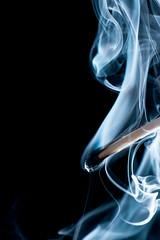 Burning Match (philipJvernon (www.philipJvernon.co.uk)) Tags: uk blue red england orange black art yellow set fire leicestershire britain smoke sony leicester flash smoking flame burn match 28 lighter alpha 90mm 450 f28 strobe alight tamrom strobist a450