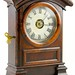 189. Antique Mantle Clock