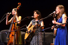 Heather Masse, Nicky Mehta, Ruth Moody.  Photo by Brian Blauser/Mountain Stage