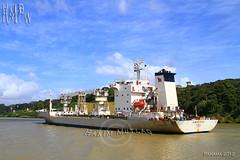 IMG_6210 (priceless photos) Tags: b love lovers prison panama noriega shipmast boardingboat panamacanaltransit pollerabeauty carmelagoburn