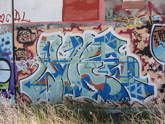 JAKE (Same $hit Different Day) Tags: graffiti bay jake east tge