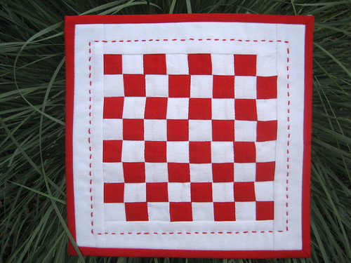 Miniature Checkerboard