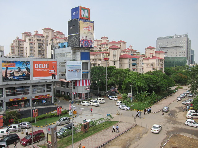 gurgaon-view