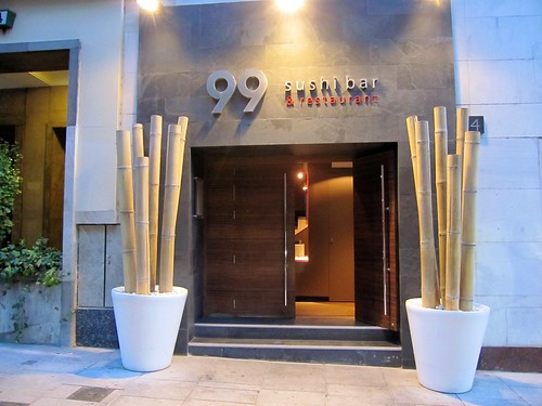 99 Sushi Bar de Hermosilla