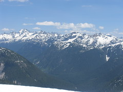 Chilliwack Valley and Peaks