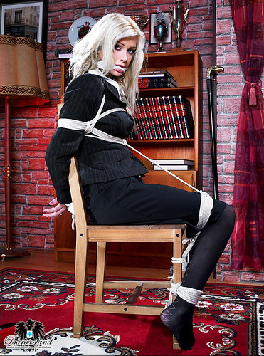 up Secretary tied