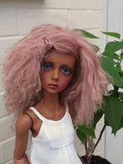 Wobble girl (Little little mouse) Tags: arin pixie bjd dollfie dollstown angelcandyrock viridianhouse paletan dtelfbody
