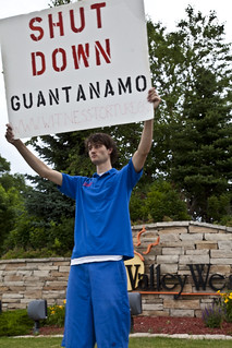 Anti-Torture Vigil - Week 55
