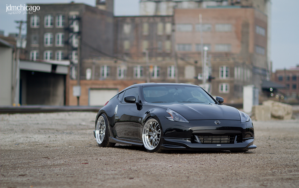 Nissan 370z (Supercharged, Nismo, STANCE, etc