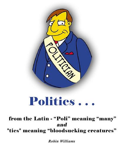 From flickr.com: Politics {MID-134754}