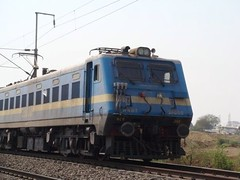 JHS WAG-7 (kshitijwap4) Tags: wag locomotives nagpur indianrailways jhansi irfca