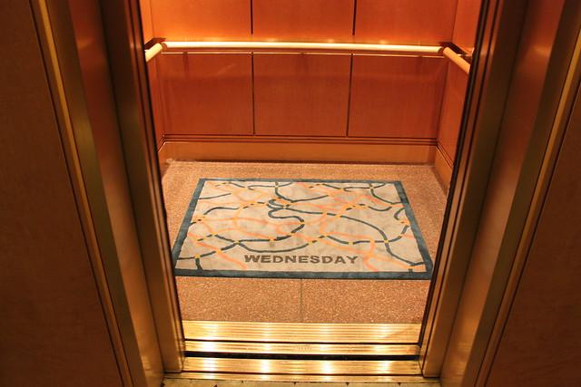 Pan Pacific Vancouver Elevators
