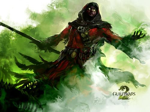 Guild Wars 2 Necromancer