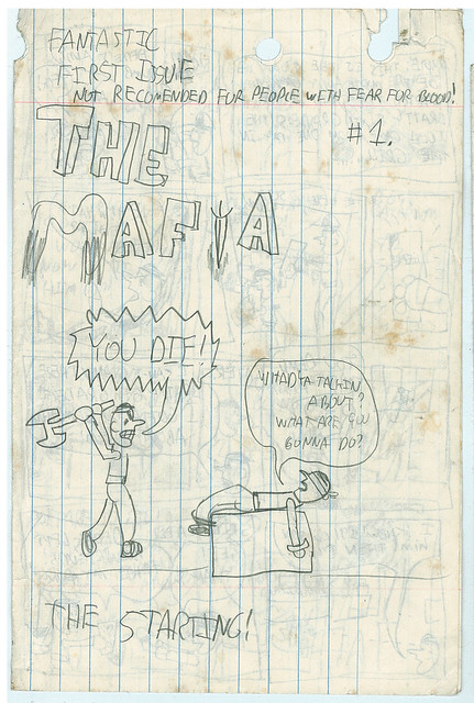 The Mafia - Issue 1