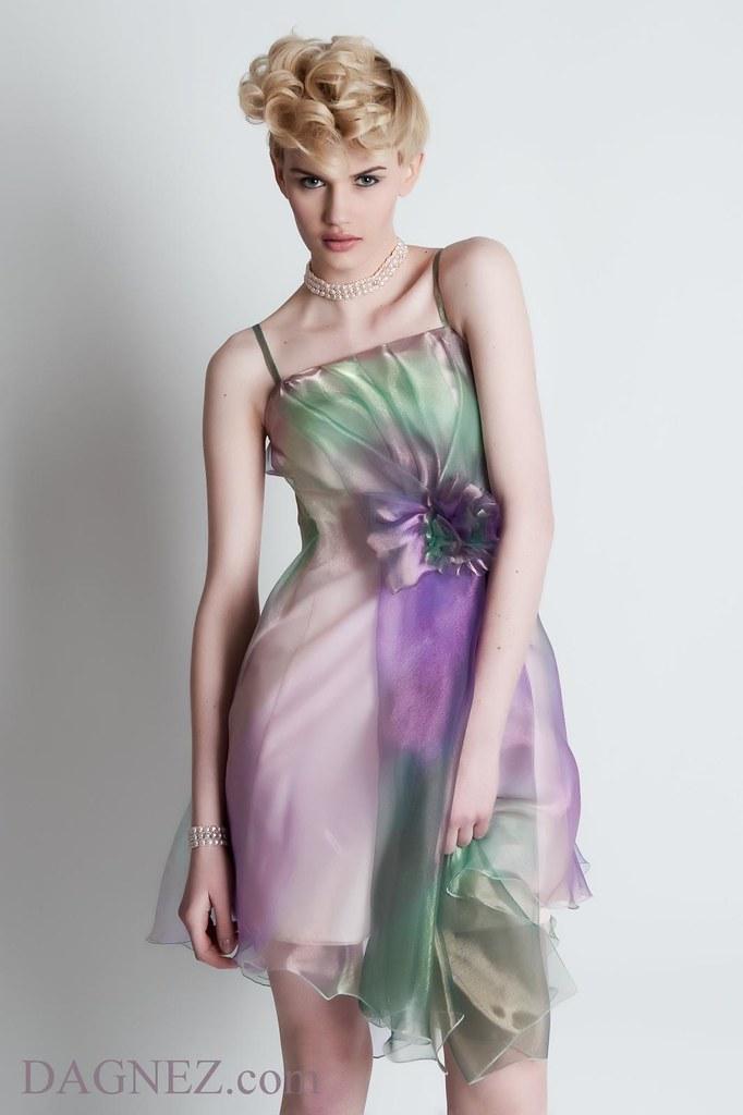 Krakow evening dress