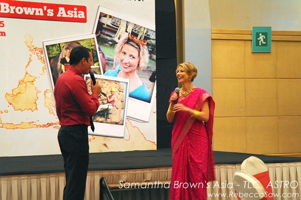 Samantha Brown's Asia - TLC, ASTRO - 07