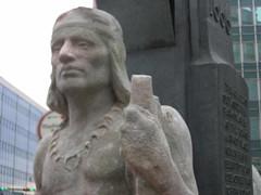 Leni-Lenape man