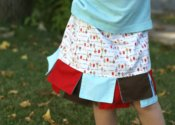The Square Ruffle Skirt PDF Pattern **4 Hour Totally Free Drawing**