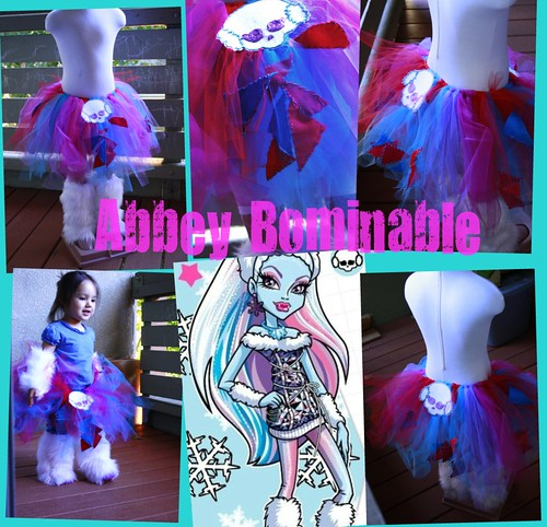 Abbey Bominable Tutu