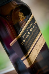 Johnnie Walker Double Black (bottle) (selva) Tags: bottle alcohol whisky scotch johnniewalker doubleblack scotchwhisky
