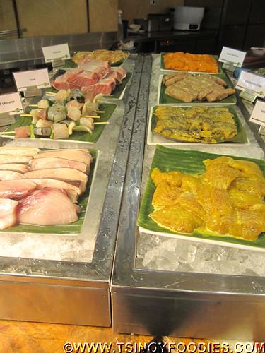 skewers buffet