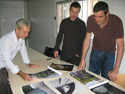 Délibération du jury - concours photographique