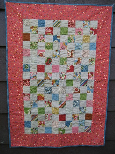 left-overs quilt