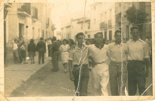 De ferias en San Juan.