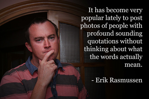 Profound Quote