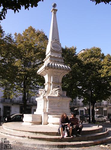 Chafariz de São Paulo, Lisboa. by Luís Miguel Inês   Fotografia