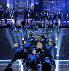 Iconic boyz (<33~LEXIE~<33) Tags: blue boy jason black hot cute smile eyes nick adorable mikey tommy jacket madison flip ten spike luis iconic vinny thirteen spiked 787 fohawk season6 fowhawks
