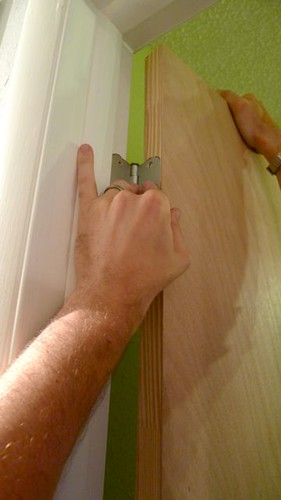 Measuring for Hinges