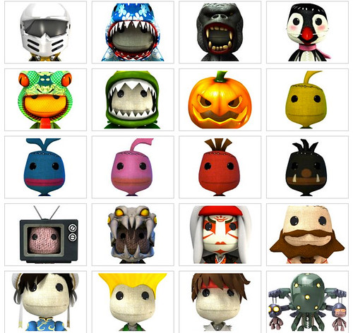 LittleBigPlanet: 1000 Faces of Sackboy