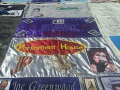 100_0927 (eswrandolph) Tags: aidsquilt 2011 aidswalkatlanta namesproject joegreenwood johnzudaitis