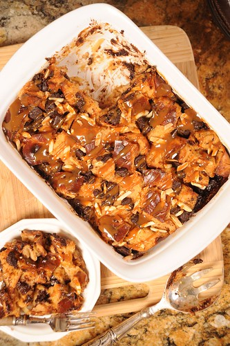 Mexican Bread Pudding tall