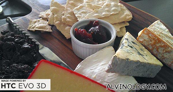 Gorgeous cheeses!