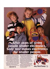 My First Sony USA-1 (BeeldenGeluid) Tags: museum radio ads walkman reclame retro gadgets collectie archief objecten beeldengeluid myfirstsony nederlandsinstituutvoorbeeldengeluid