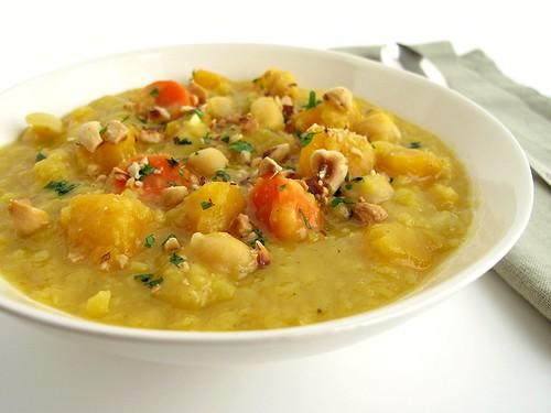 Moroccan Butternut Squash Chickpea Stew Recipes — Dishmaps