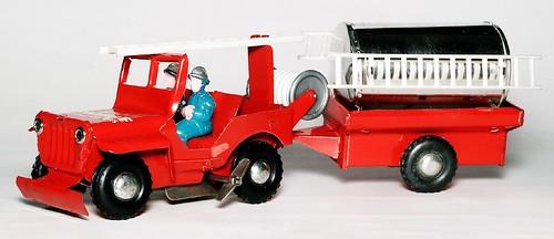Polichinelle Jeep
