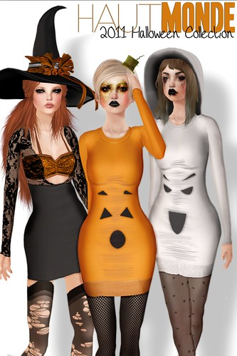Haut Monde - 2011 Halloween Collection