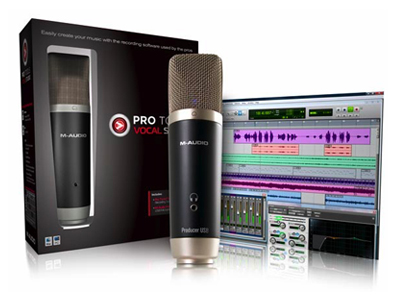 M-Audio Pro Tools Vocal Studio