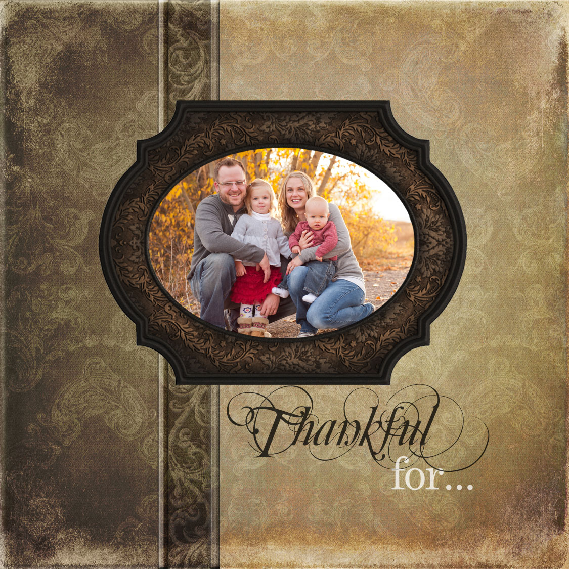 thankful sample cover