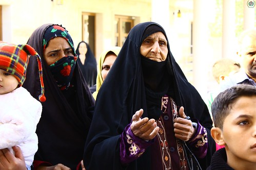 IHH Qurbani campaign, Iraq, 2010