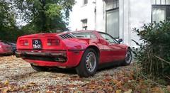 1973 Maserati Bora 4700 (NielsdeWit) Tags: favorite import rare zeist zeldzaam seventease nielsdewit 13yb01 sidecode3