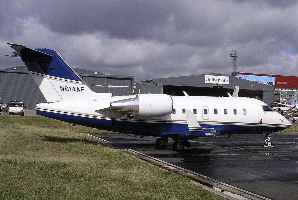 N614AF