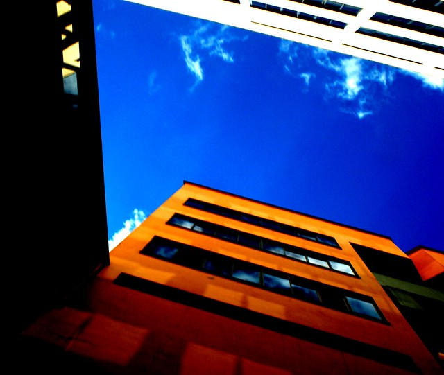 VIDEIRA.: THE CITY AND THE BLUE SKY