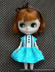 Pretty Blythe Dress