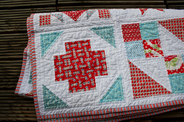 summer sampler detail cross
