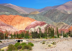 cerro de 7 colores (Purmamarca) - hill of 7 colors - ARGENTINA (Clic - Fany Romano) Tags: light sky naturaleza color luz nature argentina canon colores cerro cielo colori cordillera montaas altiplano jujuy tierra quebrada planeta arquologia supershot ameroca blinkagain clic2011 rememberthatmomentlevel1 rememberthatmomentlevel2 rememberthatmomentlevel3